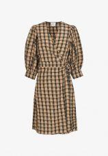 Osla Wrap Dress